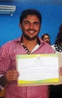 Paulinho de Azulão é o novo presidente da Câmara