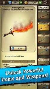 Free Download Game Swords & Poker Adventures MOD APK (Unlimited Money) Terbaru 2018