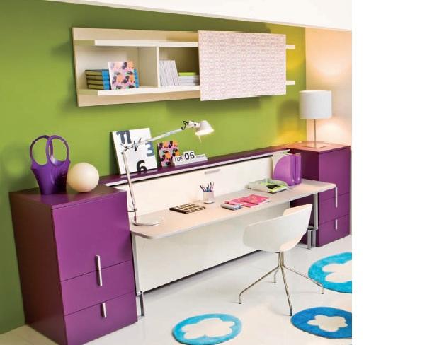 911738824 - Mesas de estudio para espacios pequenos ...