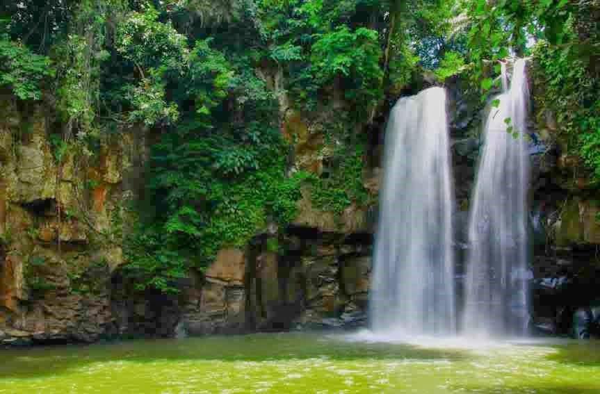 Air Terjun Di Kabupaten Asahan