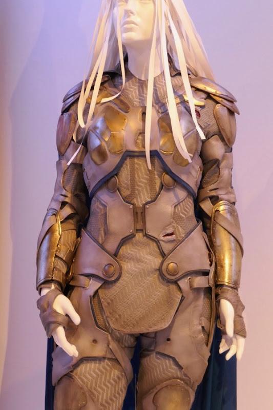 Tessa Thompson Asgardian Valkyrie costume Thor Ragnarok