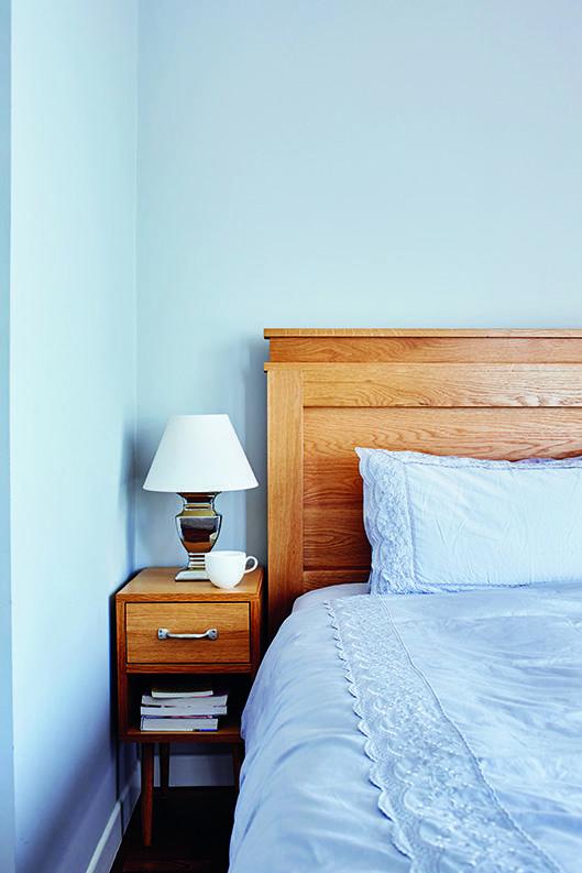 Referensi Desain Dekorasi Pada Dinding Ruang Tidur