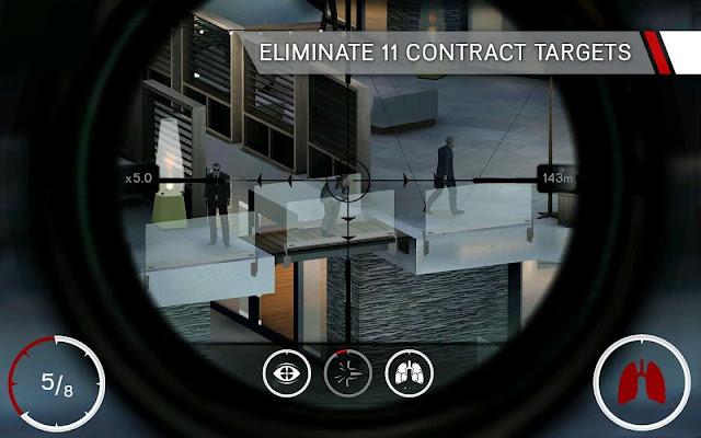 Hitman Sniper MOD Unlimited Money