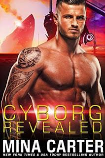 Cyborg Revealed by Mina Carter