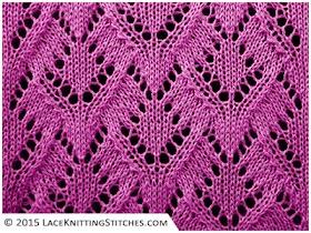 Lace Chart #8