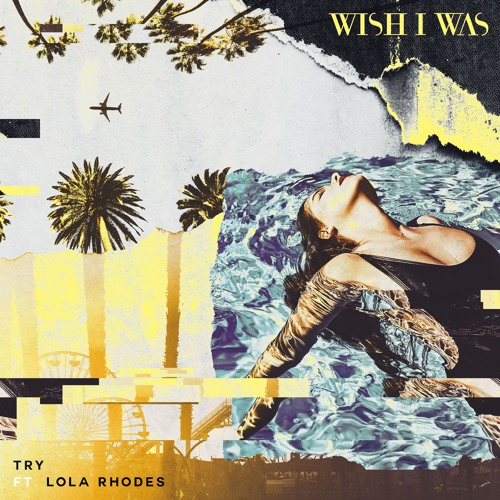 Wish I Was Unveils New Single 'Try'