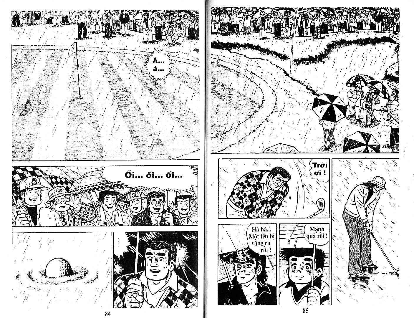 Ashita Tenki ni Naare chapter 27 trang 41