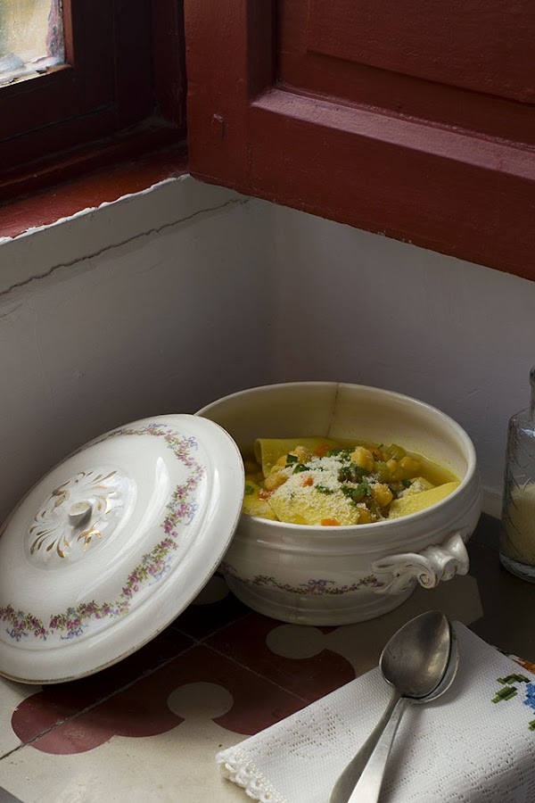 pasta fresca casera pasta e brodo