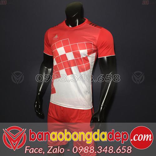 Áo không logo Adidas CaRo SPH02 Đỏ