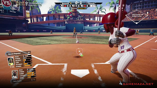 Super Mega Baseball 2 Gameplay Screenshot 5