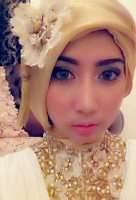 Model Hijab Kebaya Modern Untuk Remaja Terbaru
