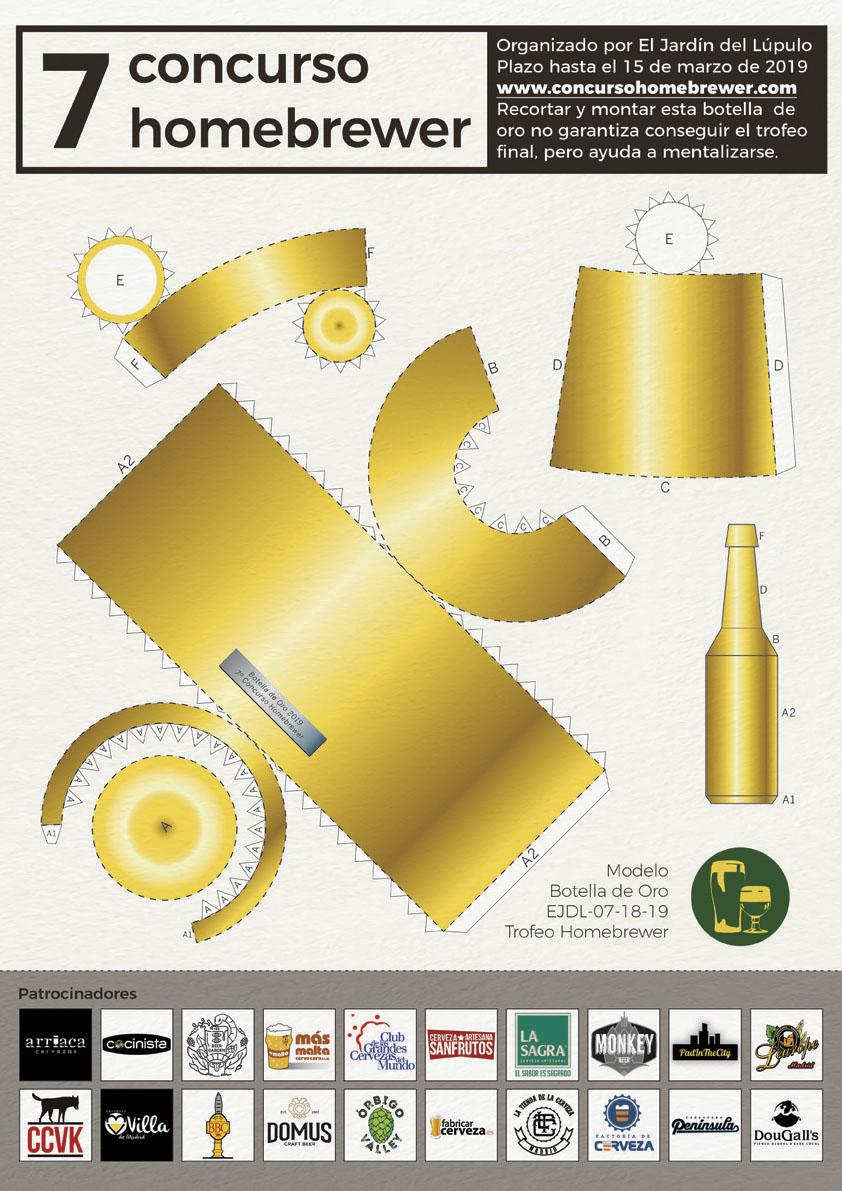 Concurso Homebrewer de cerveza casera