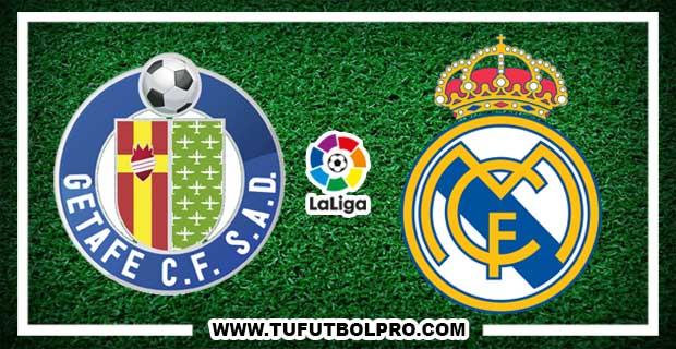 Ver Getafe vs Real Madrid EN VIVO Por Internet Hoy 14 de Octubre 2017