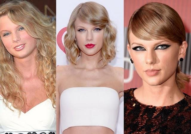 (People) On peut regarder l évolution des celebrités