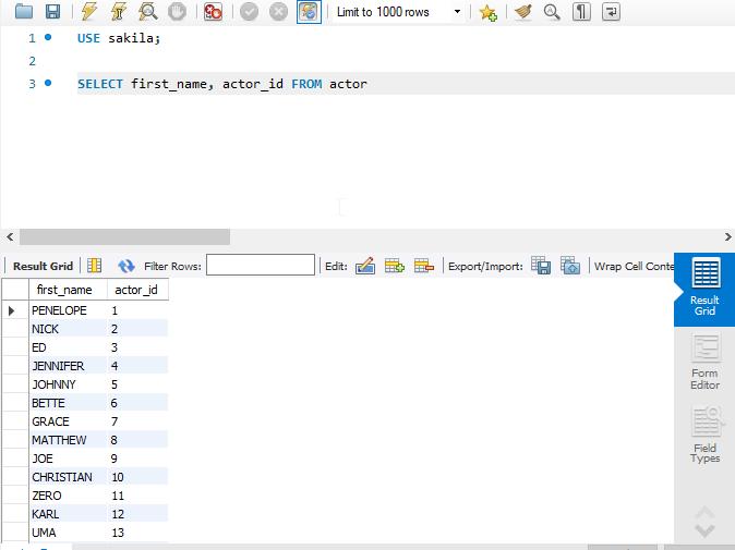 SQL Select Sorgusu Detaylı İnceleme