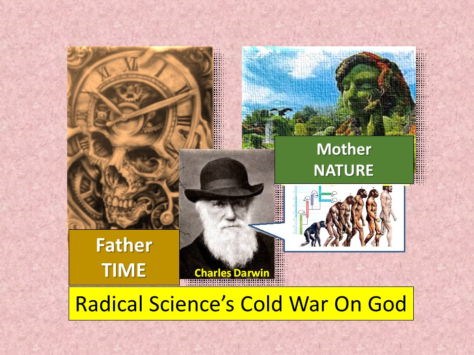 'Radical Science's Cold War On God' (LECTURE)