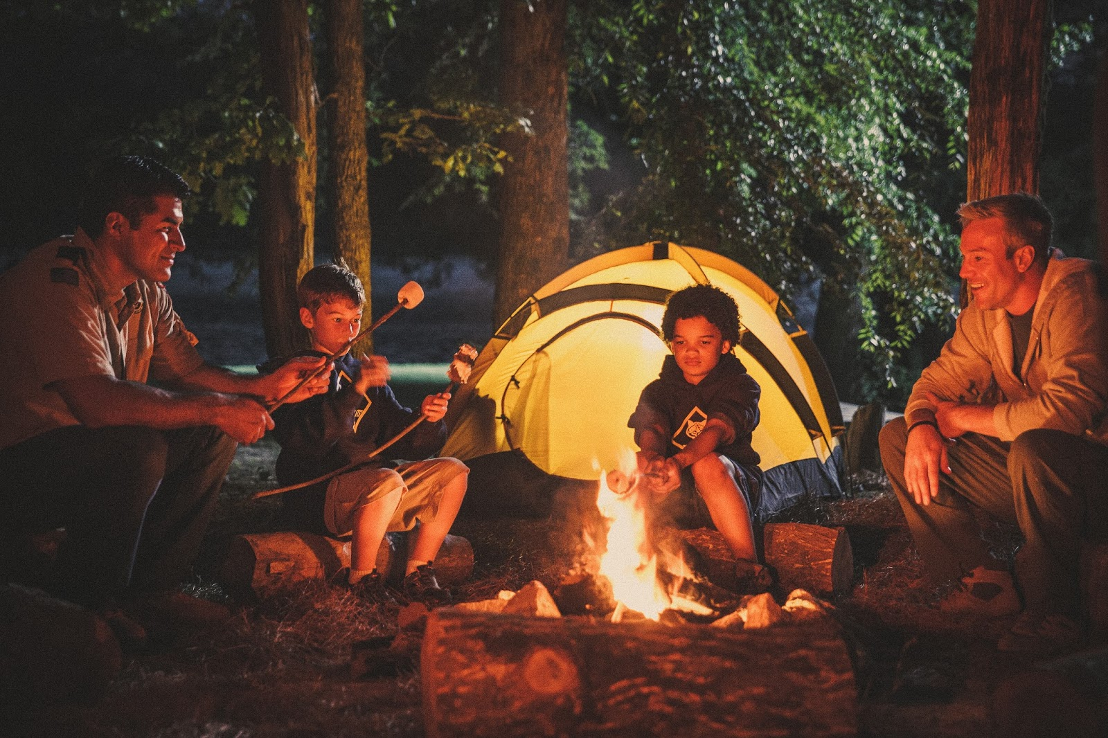 Cub Scout Pack Keller Tx Camping A Must On