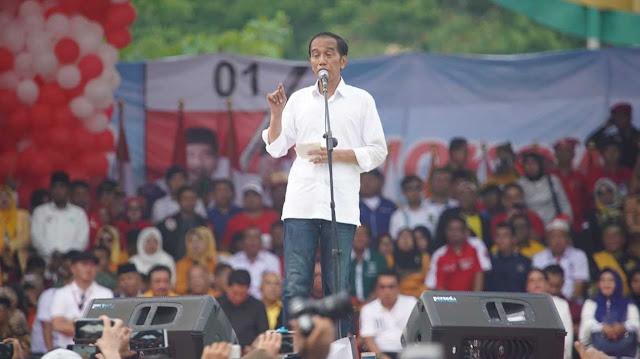 Jokowi Janjikan Pemegang Kartu Pra-Kerja Bisa Masuk Pertamina