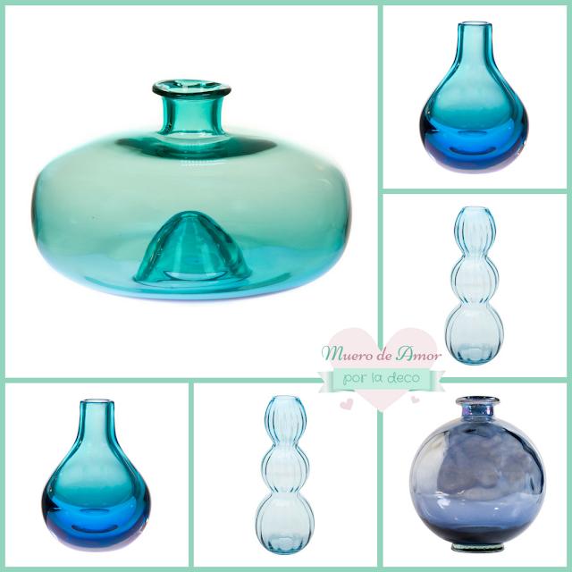 Jarrones Azules para Decorar tu Casa-Westwing-By Ana Oval-1