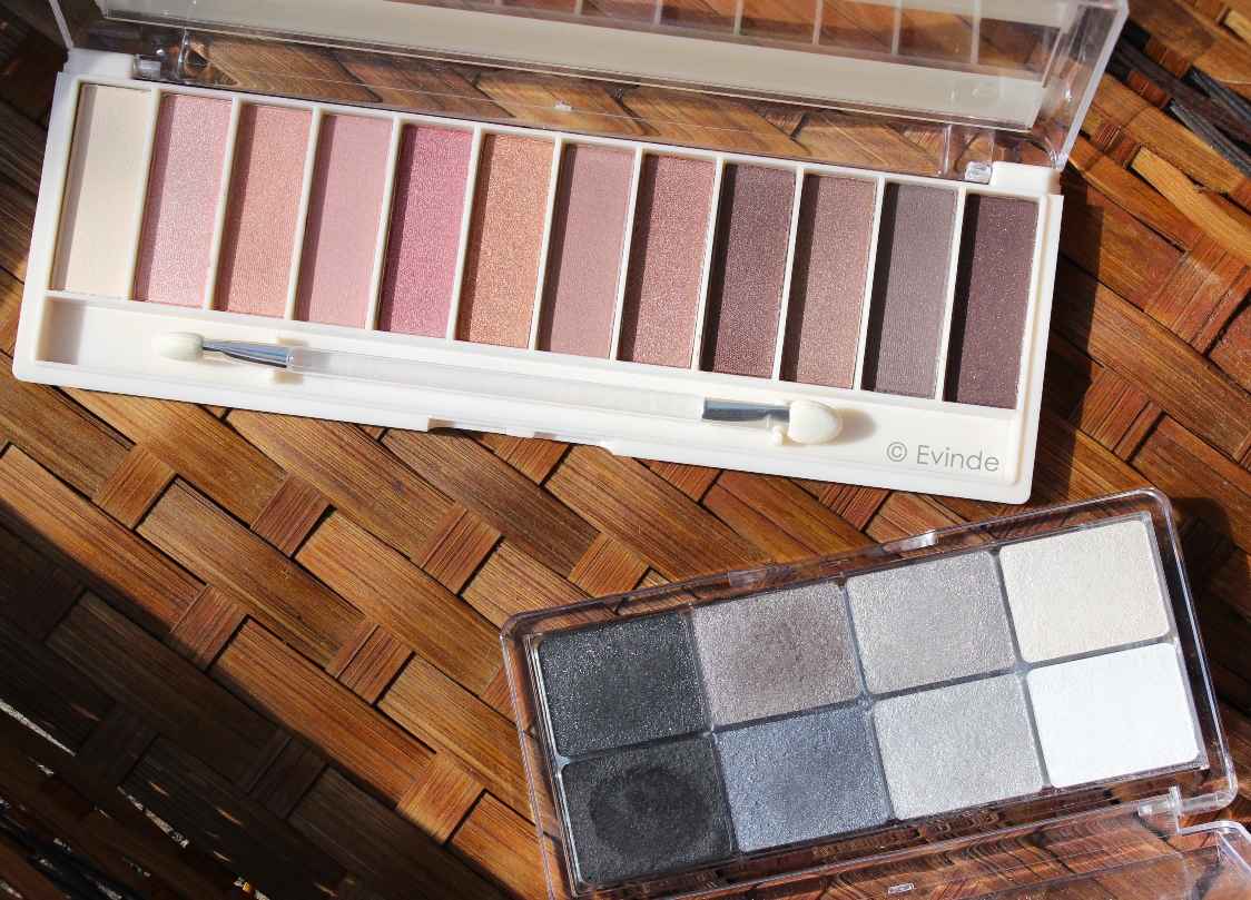 lovely cosmetics classic nude palette