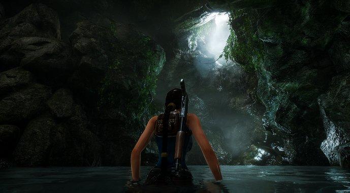 Tomb Raider 2 Il Pugnale di Xian remake 2017