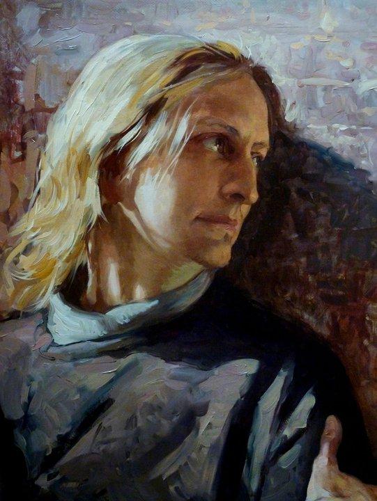 Oleg Supereco 1974 Renaissance Style Painter Tutt Art