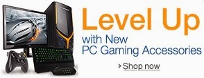 PC Accessories, Gifts, & Games