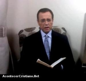 José Luis De Jesús Miranda desmiente su muerte