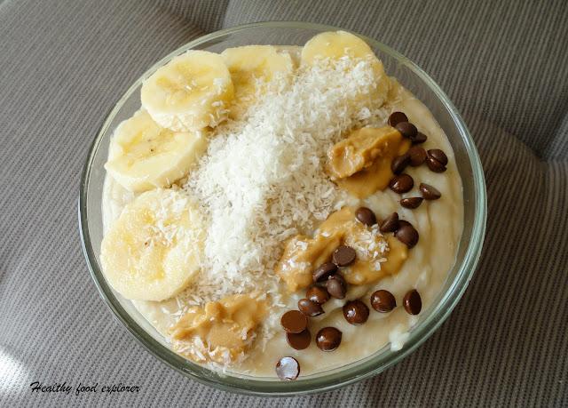 Dietetyczne śniadanie