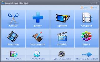 EasiestSoft Movie Editor 4.9.0 DC 21.10.2016 Full Serial