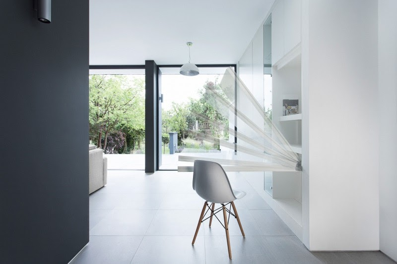 decorar interiores Arquitetura Moderna Com Interior Elegante