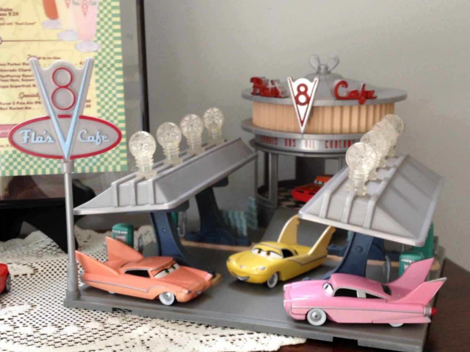 Disney Cars Diecast: Duckman's Blog: New To The Blog: Disney/Pixar Cars Diecast