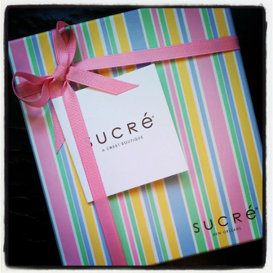 Sucre Macaron Giveaway | www.girlichef.com