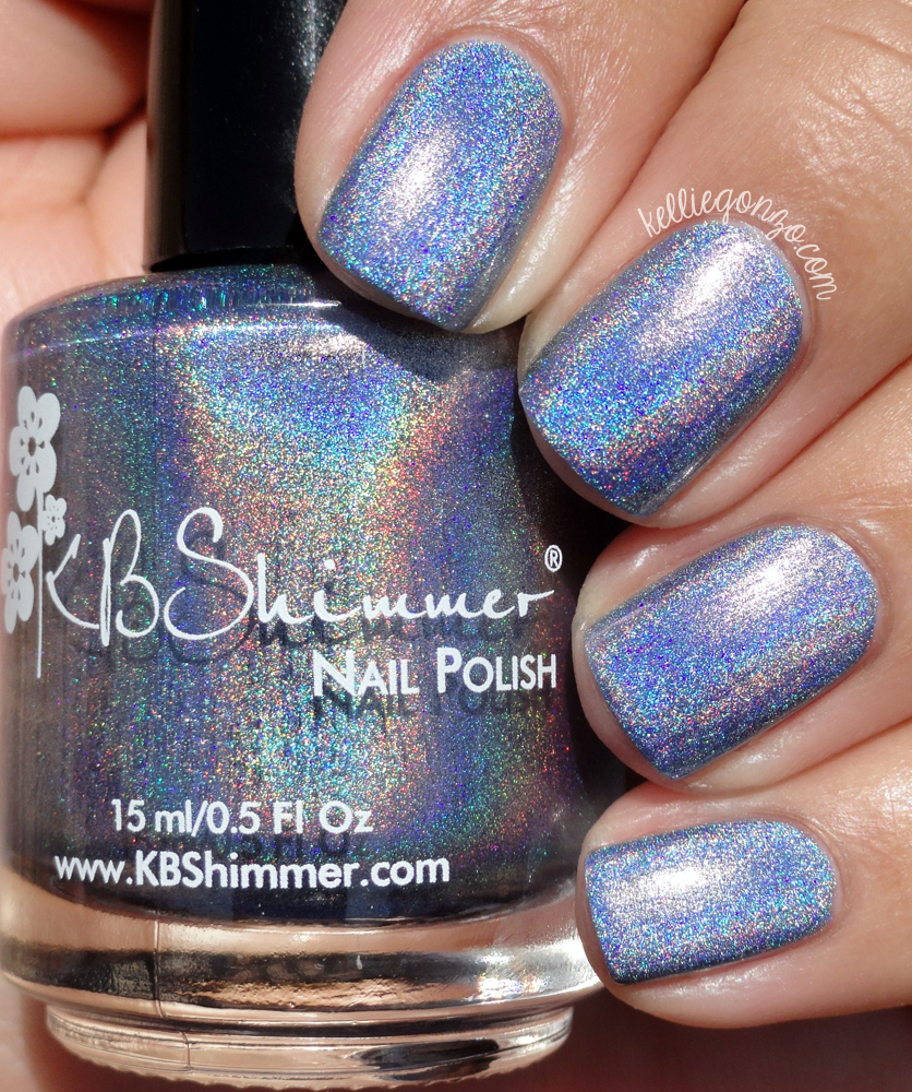 KBShimmer Purr-fectly Paw-some