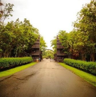 Wisata Kebun Raya Purwodadi Pasuruan