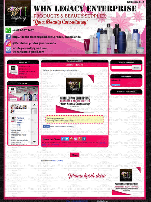 Blog Design 65