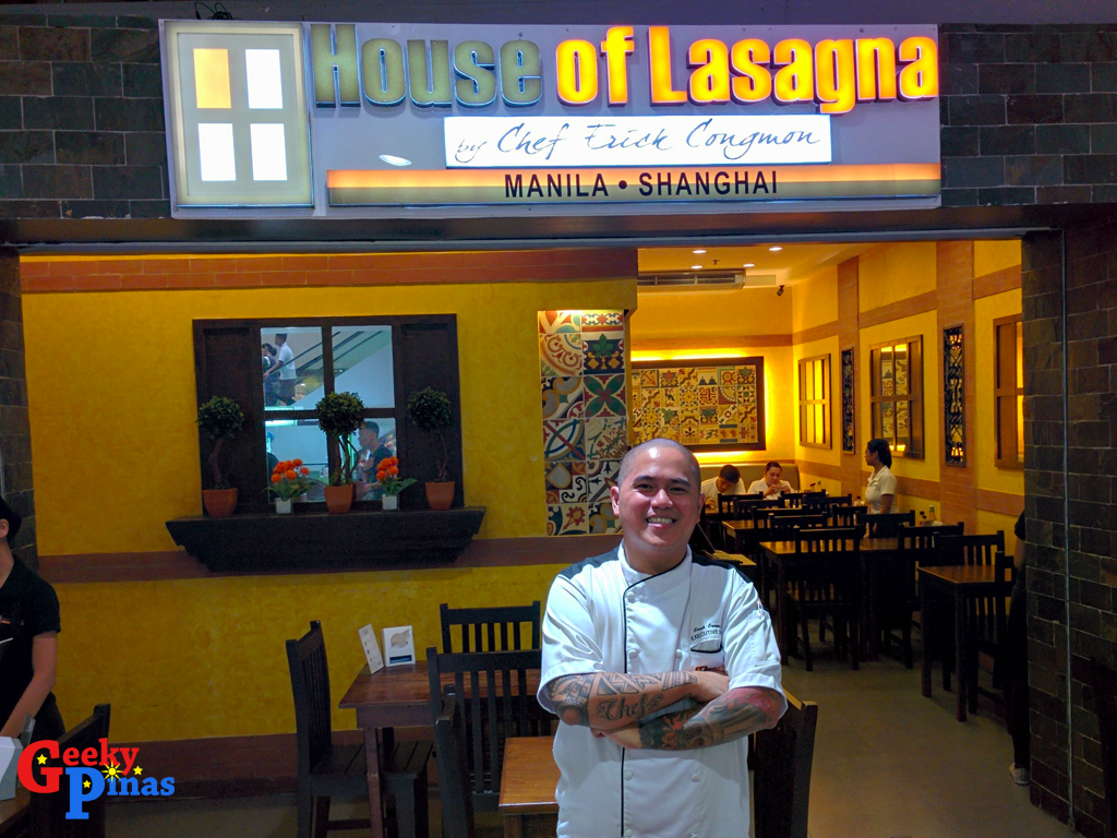 House of Lasagna Experience