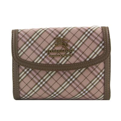 7023a9222d22 Burberry Blue Label Classic Pink Wallet
