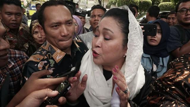 Pindah ke Partai Berkarya, Titiek Singgung TKA hingga Impor Beras