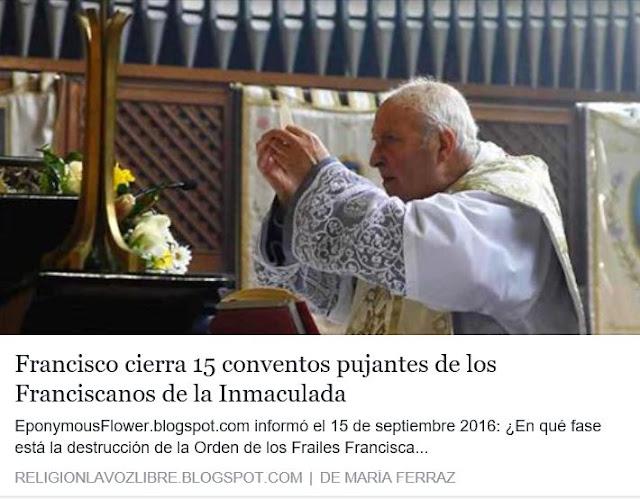 http://religionlavozlibre.blogspot.com/2016/09/francisco-cierra-15-conventos-pujantes_19.html