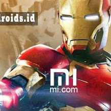 Download Bootlogo / Fastbootlogo Iron Man buat Redmi 4X
