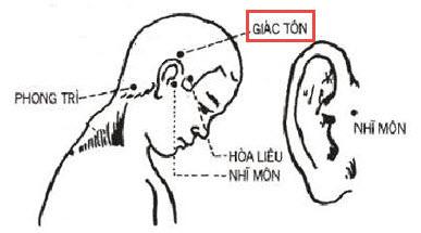 Cách bấm huyệt đạo biến tóc bạc thành tóc đen sau 2 tuần 2