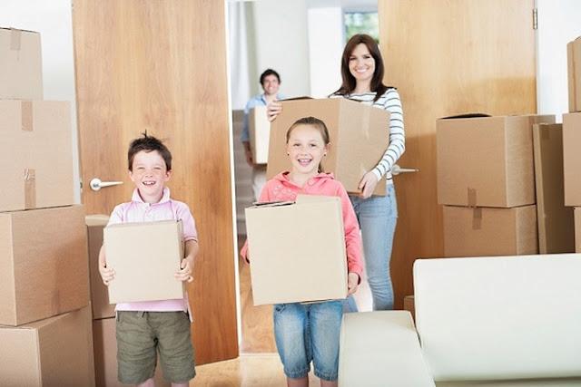 Những việc quan trọng trước khi chuyển tới nhà mới