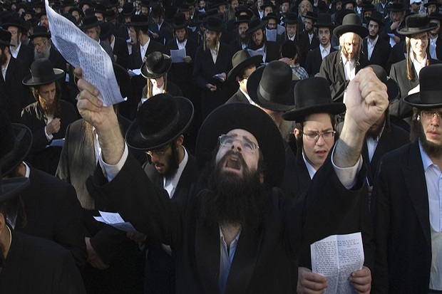 Kekeringan, Menteri Israel Serukan Doa Massal 'Merobek Langit'