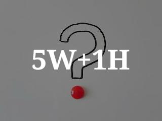 Kalimat 5w+1h