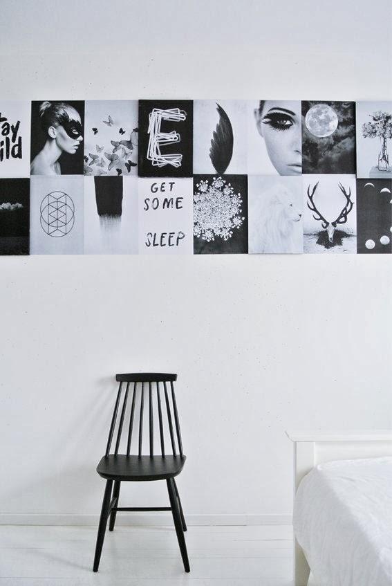 diy-ideas-decoracion-pared-fotos