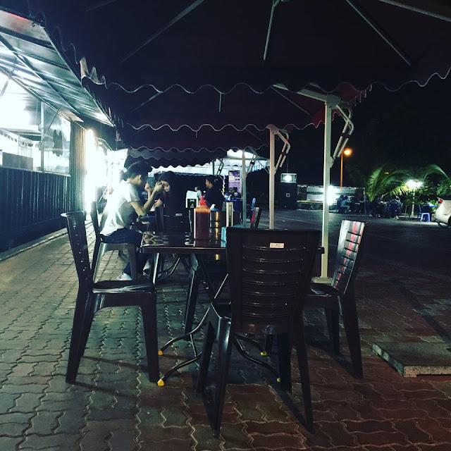 JOEL'S DELIGHT, Kedai Makan Kontena Kluang