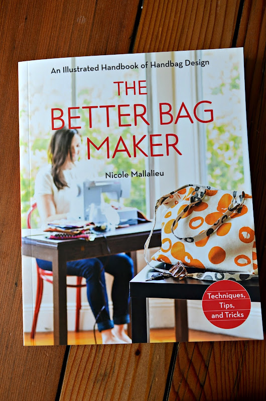 The Better Bag Maker - Book Review and Giveaway!