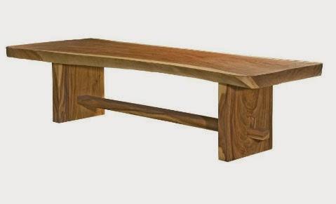 mesas salon grandes, mesas gigantes, mesa grande madera maciza