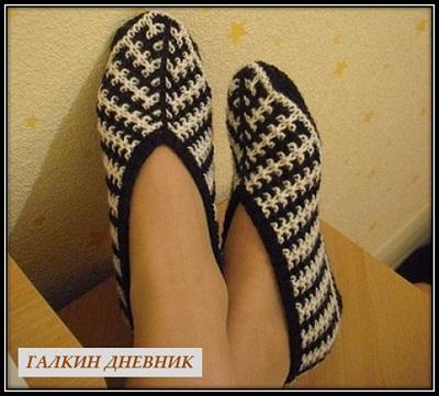 kak-svyazat-tapochki-spicami | 針織 针织 | 뜨개질을하는 | trikote | adīšana | mezgimas